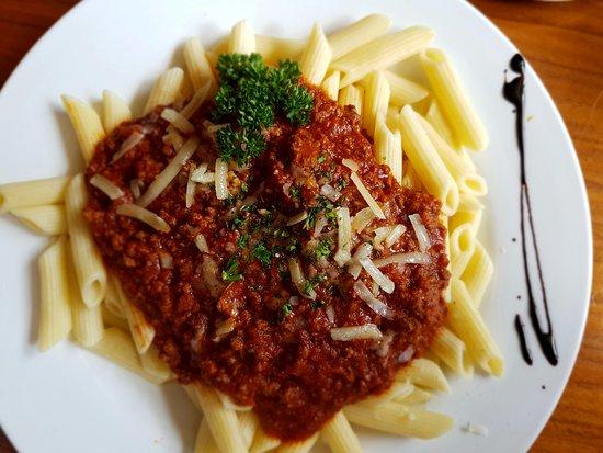 Ballaghaderreen, Ирландия: Spaghetti Bolognaise