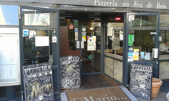 Restaurant restaurant chez mario dans marseille avec for Restaurant chez marie marseille