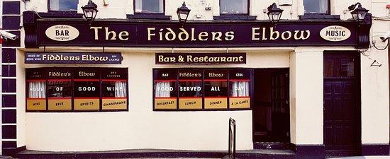 Ballaghaderreen, Ирландия: Outside pic