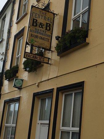 Kilrush, Irlanda: Central Bed and Breakfast