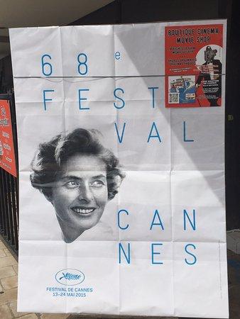 Sebago, ME: Cannes Film Festival