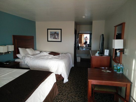 Gonzales, TX: Nice rooms for a rural motel
