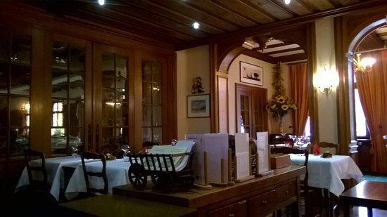 Ostheim, Francia: salle à manger