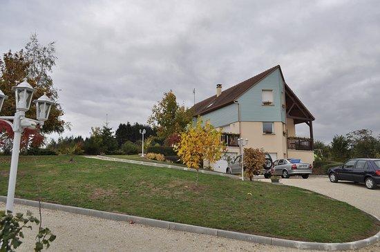 Maison d'hotes Les Bruyeres