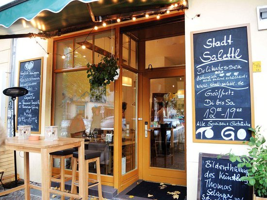 Bistro Stadtsalettl Berlin Prenzlauer Berg Restaurant Reviews