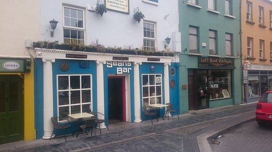 Athlone, Irlanda: Seans Bar