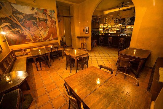 DESPERADO El Tequila Cafe Bar de las Americas