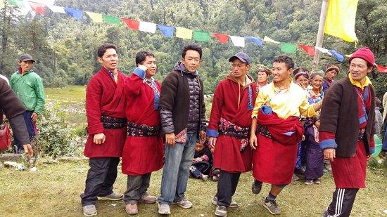 Bagmati Zone, Nepal: Cultural in Gatlang
