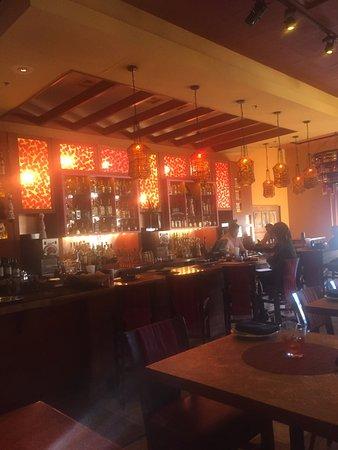 Rosa Mexicano - Riverside Square: Full bar
