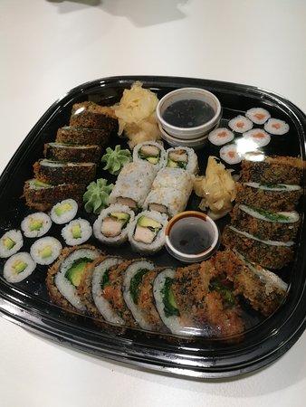 Oasia Sushi & Grill, Asiatische Cuisine Regensburg