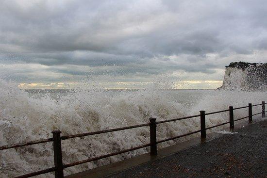 Sandgate, UK: Les environs de Douvres