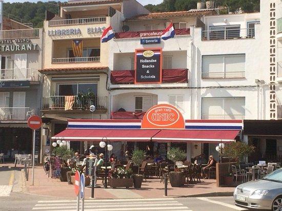 L'Estartit, España: Gran Cafe Unic