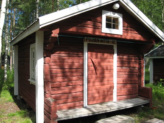 Kalajoki, Finland: Rustic summer cottages