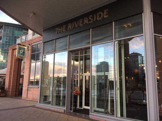 The Riverside, Vauxhall