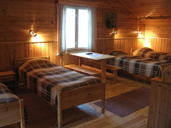 Kalajoki, Finlandia: Pytinki rustic-rooms