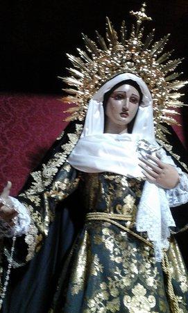 Buitrago de Lozoya, Spanje: virgen