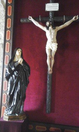 Buitrago de Lozoya, Spanje: cristo
