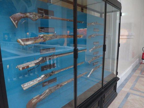 Weltmuseum Wien: 展示の様子