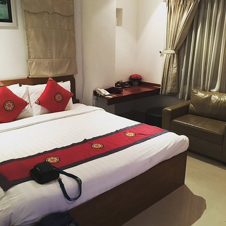 Little Saigon Boutique Hotel: Top floor super deluxe room