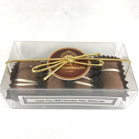Lincoln, CA: Sugar free Milk Chocolate Mint Melaways