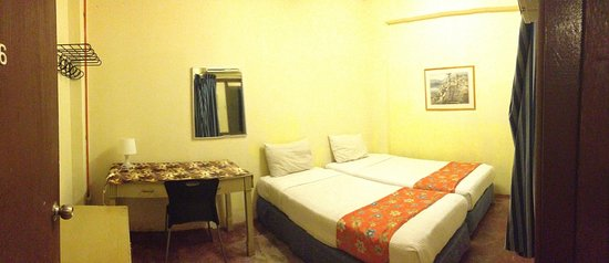Cheng Ho Guest House: Twin Room