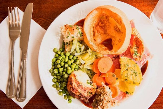 Toby Carvery: Help yourself to as much veg as you like!