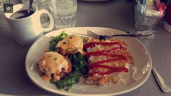 Midway, UT: Eggs Benedict