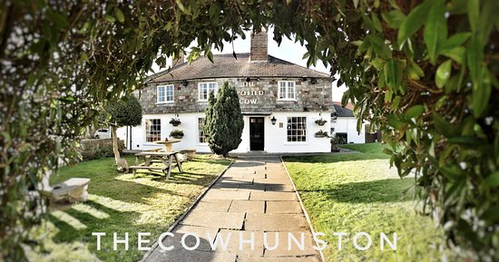 Hunston, UK: The Front of The Spotted Cow