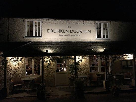 Bilde fra The Drunken Duck Inn