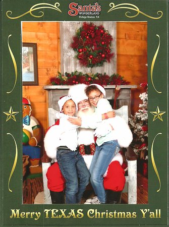 santa s wonderland picture with santa