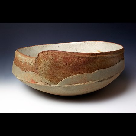 New Carlisle, IN : Flat Wrap Pot from BlackTree Studio