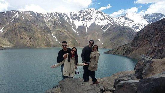 VH Chile Tour