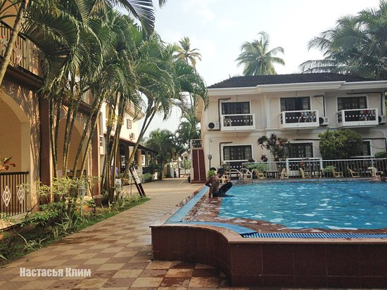 Riverside Regency Resort Goa Baga B Amp B Reviews Photos