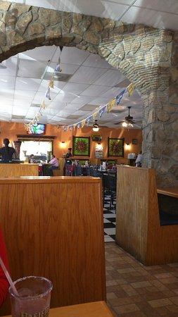 Fairburn, Gürcistan: Los Mariachis Mexican restaurant