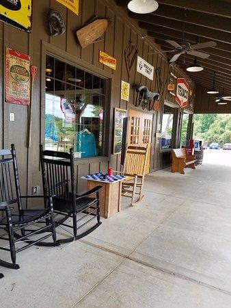 LaGrange, Джорджия: Front entrance