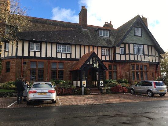 Piersland House Restaurant Picture