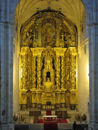 main altar in convent - Picture of St. Stephens Convent ...