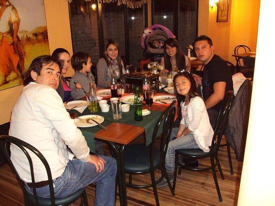 Reunión Familiar Bild Von El Che Pibe Cuenca Tripadvisor