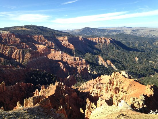 Cedar City, UT: Cedar Breaks, Utah - Elevation 10,300 ft.