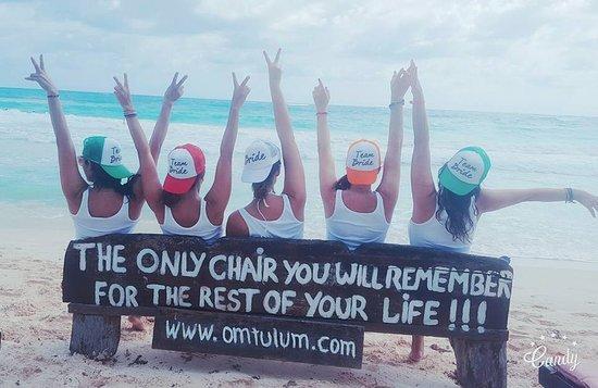 Om Tulum Hotel Cabanas and Beach Club Resmi