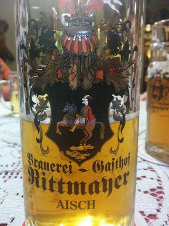 อาเดลสดอร์ฟ, เยอรมนี: Brauerei & Gasthof Rittmayer