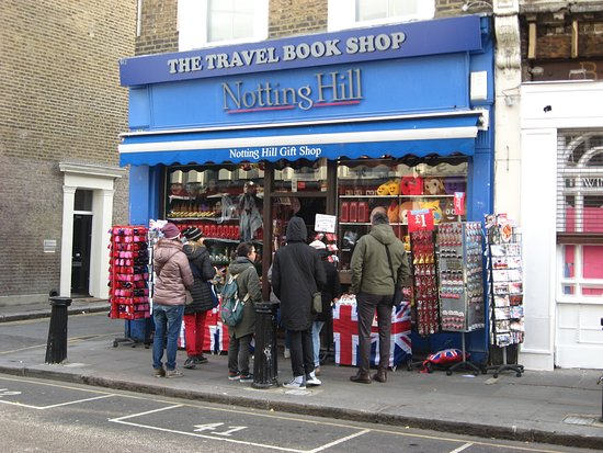 Travel Bookshop