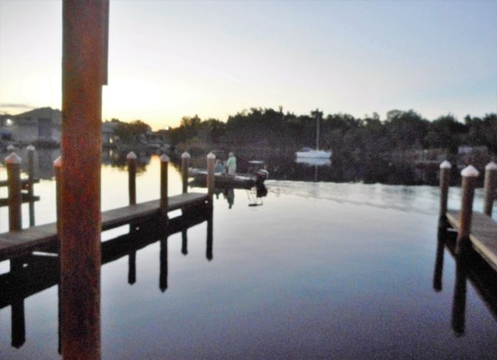 The Shed : River view