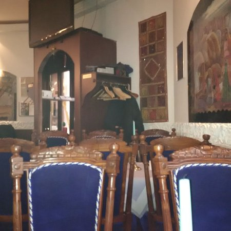 Indigo Indian Restaurant: Innenraum