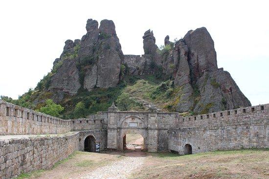Belogradchik, บัลแกเรีย: Крепость Белоградчик
