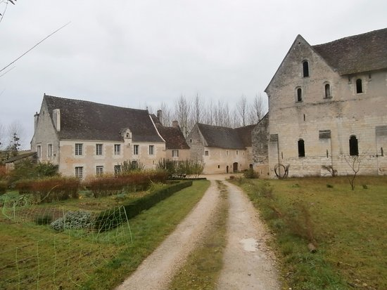 Montresor, Frankrike: The hotel is much better than it looks from the road.
