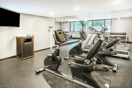 Cheverly, MD: Stay Active in our Well Equipped Fitness Room