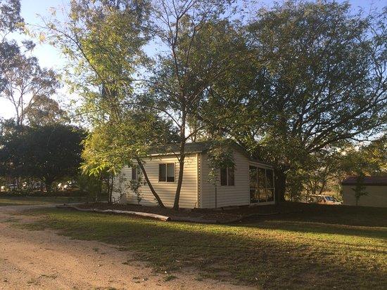 Monto, Australia: Private & peaceful cabins