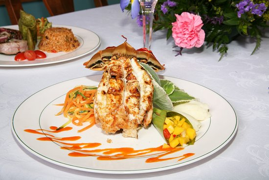 Green Turtle Cay: World/Island Fusion Cuisine Inspired by Fresh and Local Seafood