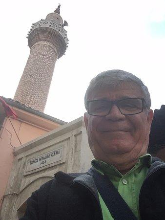 Tahta Minare Camii